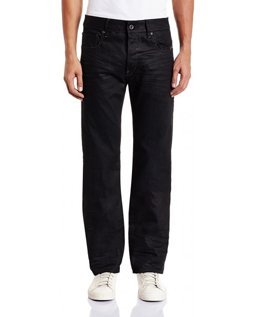 G-Star Raw Men's Attacc Straight-Leg Jean at Men's Clothing store
