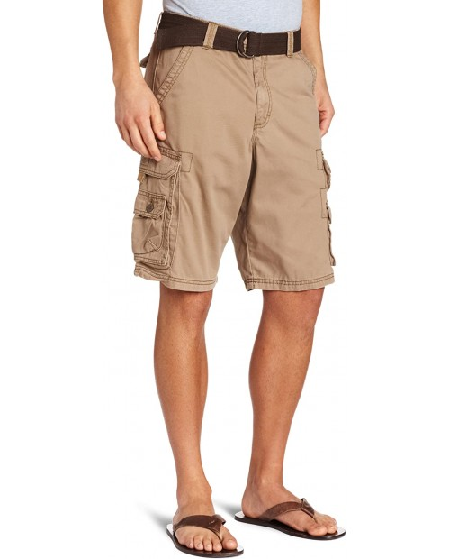 LEE Men's Dungarees Belted Wyoming Cargo Short |