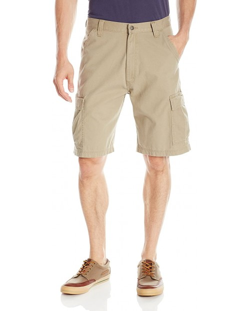 Wrangler Authentics Men's Classic Relaxed Fit Cargo Short |