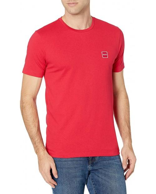 Hugo Boss Men's Tales Basic T-Shirt with Logo  