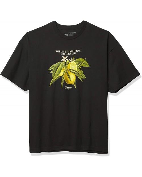 LRG Men's Lemon Kush Smoke Collection T-Shirt