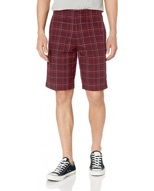 Dickies Men's 11 Inch Flex Active Waist Washed Yarn Dyed Short at  Men's Clothing store
