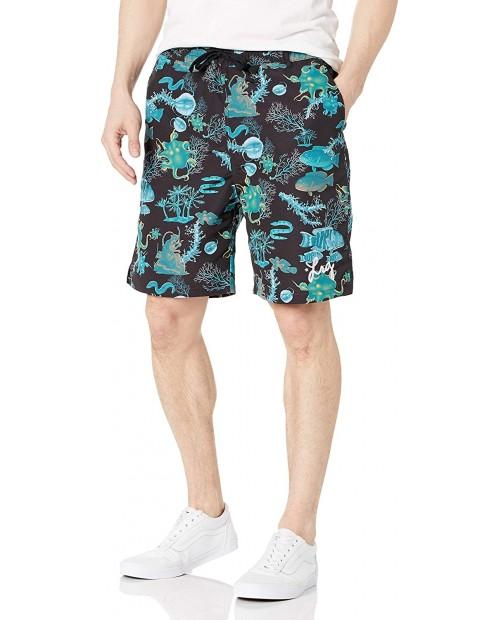 LRG Men's Spring 2021 Shorts-Woven Shirts