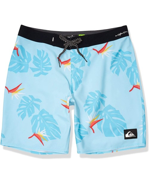 Quiksilver Men's Highline Paradise 19 Boardshort Swim Trunk