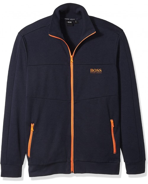 Hugo Boss Men's Jacket Zip 1 at Men's Clothing store