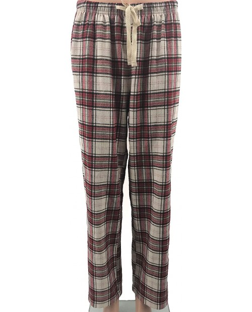 Backpacker Men's Flannel Lounge Pants at Men's Clothing store