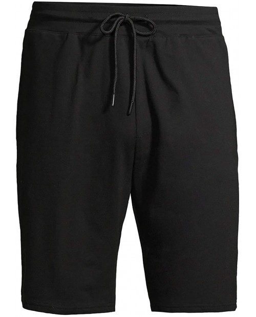 Black Sleep Lounge Jam Shorts at  Men's Clothing store