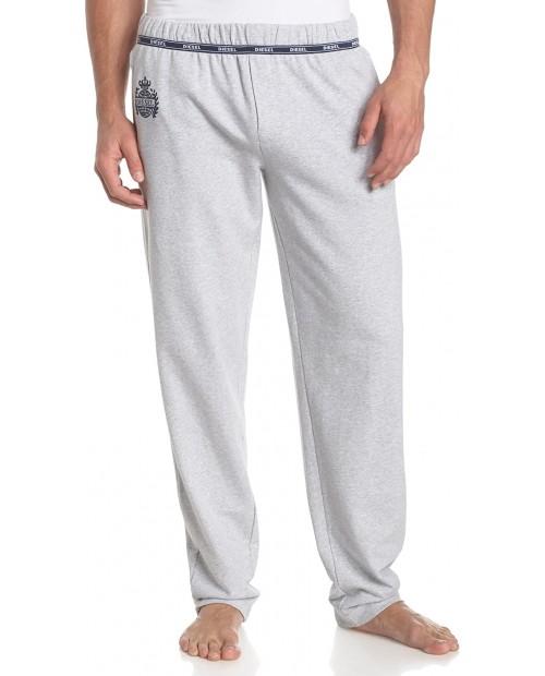 Diesel Men's Long Sampy Lounge Pant at Men's Clothing store Pajama Bottoms