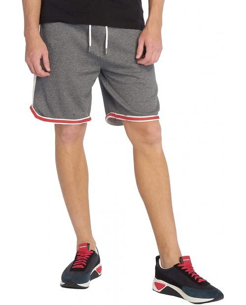 Diesel Men's Umlb-pan Varsity Shorts at  Men's Clothing store