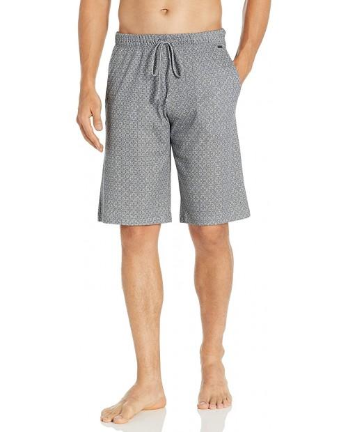 HANRO Men's Night & Day Short Knit Pant at Men's Clothing store