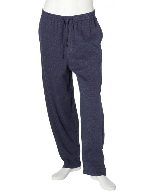 Nautica Men's Birdseye Knit Pant Navy X-Large at  Men's Clothing store Pajama Bottoms