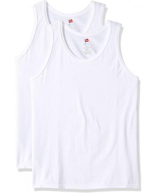 Hanes Men's X-Temp T-Shirt 2 Pack at  Men's Clothing store