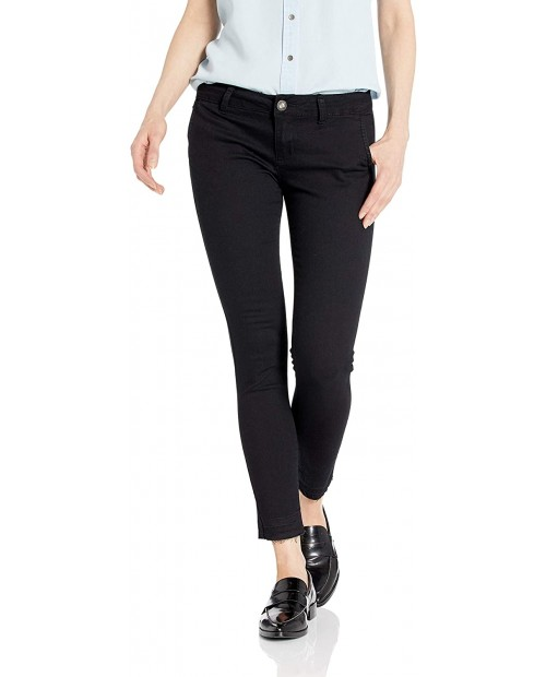 COVER GIRL Women's Skinny Jeans Trouser Pant Style Side Slant Pockets at  Women's Clothing store