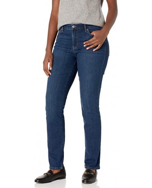 Gloria Vanderbilt Women's Generation Modern Straight Leg Jean at  Women's Jeans store