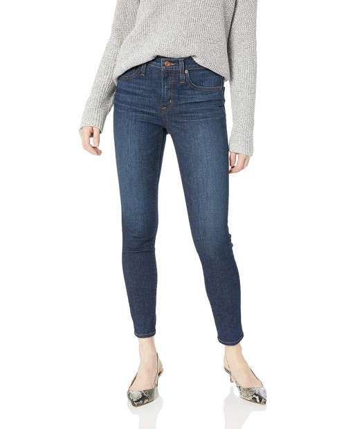J.Crew Women's 9 High Rise Skinny Toothpick Jean at  Women's Jeans store
