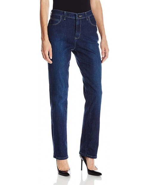 Lee Women's Relaxed Fit Straight Leg Jean at  Women's Jeans store