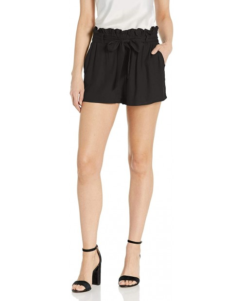 Jack Women's Secure Rayon Twill Paper Bag Short  