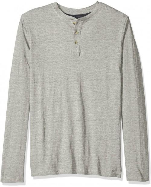 Lee Men's Shirt Weekender Long Sleeve Casual Henley Regular Big Tall at  Men's Clothing store