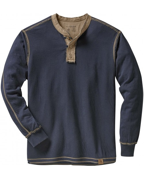 Legendary Whitetails Men's Fully Charged Henley at  Men's Clothing store