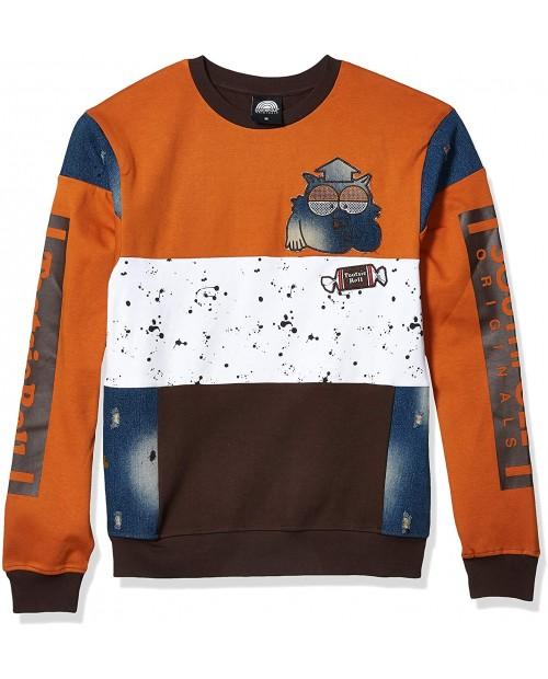 Southpole Men's Tootsie Fashion Fleece Sweatshirt Hoody Crewneck